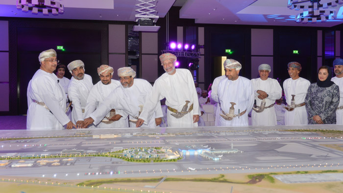 Muscat Airport City master plan revealed