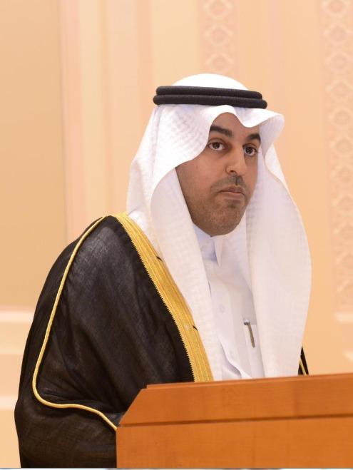 """رئيس البرلمان العربي يطالب مجلس وزراء الصحة العرب باتخاذ إجراءات لإيقاف انتشار """"كورونا"""""""