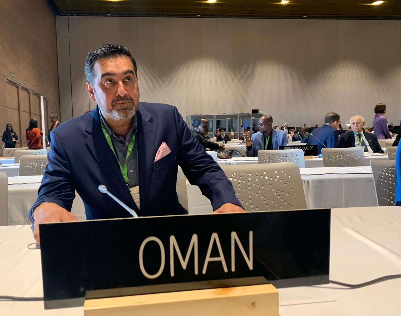 لجنة خبراء التقييم باليونسكو تختار السيد سعيد بن سلطان البوسعيدي رئيساً