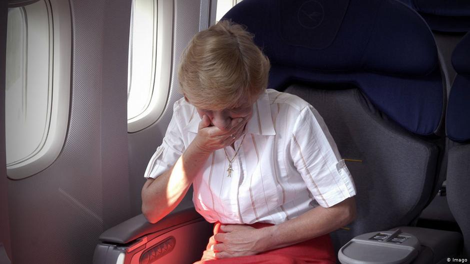 """DW: طرق بسيطة وفعالة لتجنب الإصابة بـ""""أمراض الطيران"""""""