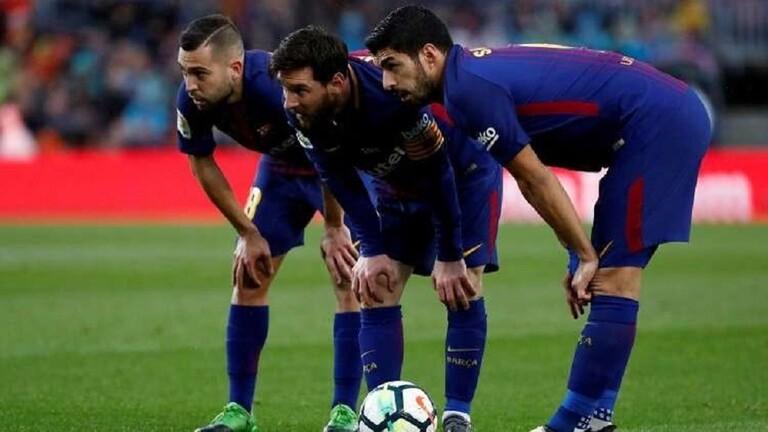 تعرف على قائمة لاعبي برشلونة قبل مواجهة الكلاسيكو أمام ريال مدريد