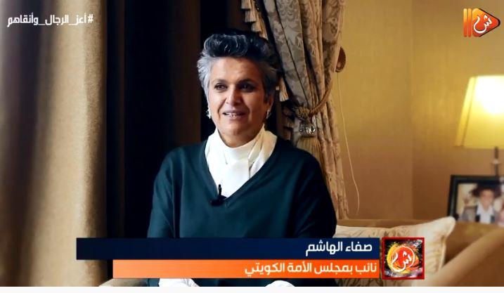 """بالفيديو.. صفاء الهاشم لـ""""الشبيبة"""": السماء كانت تبكي يوم وفاة المغفور له السلطان قابوس"""