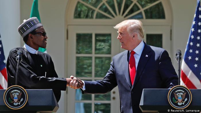 US travel ban: Africans denounce Donald Trump's new visa restrictions