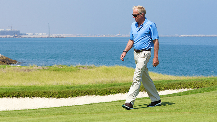 Golf icon Greg Norman proud of Al Mouj Golf progress ahead of Oman Open