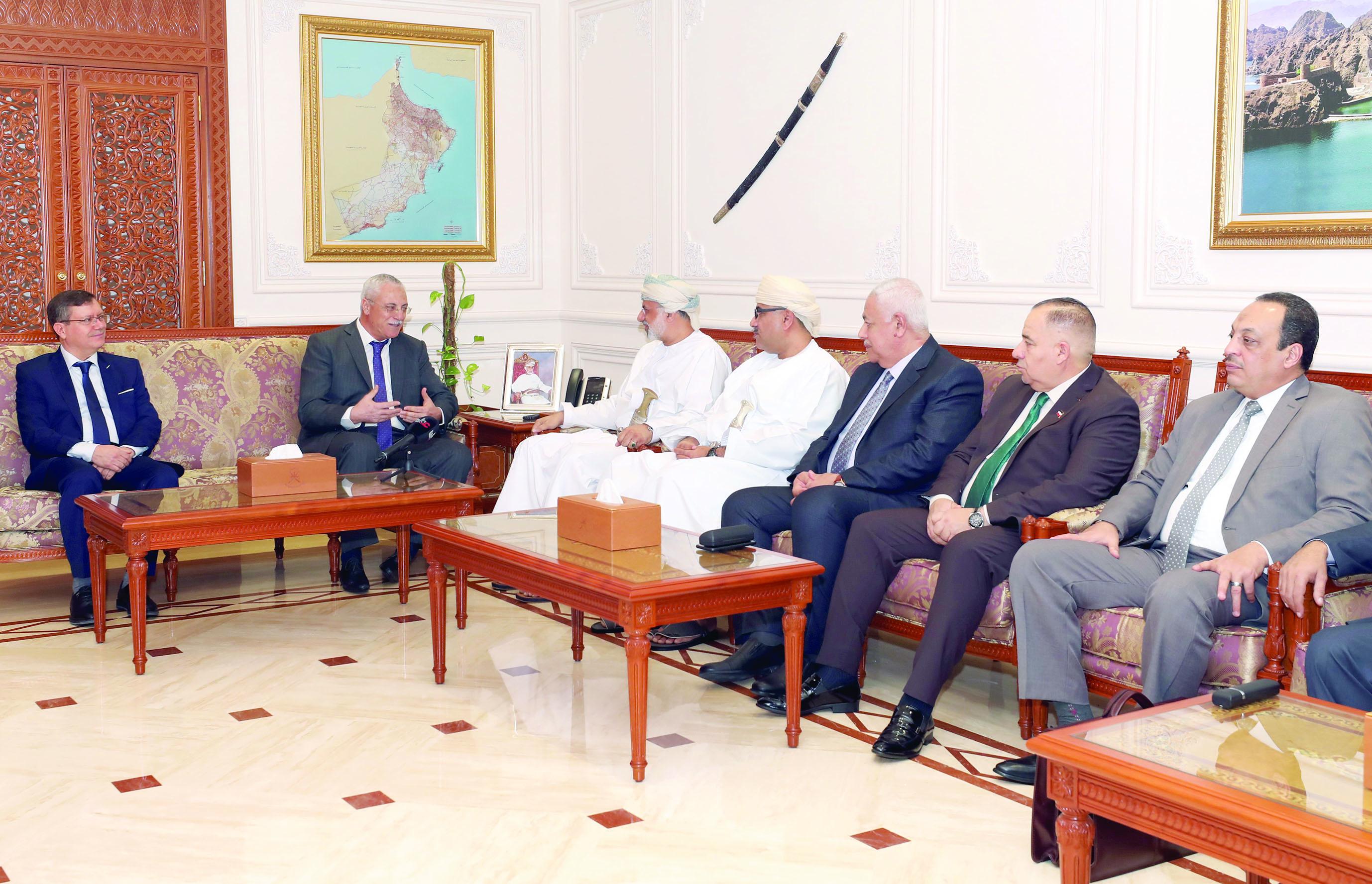 """اجتماع للأجهزة العليا العربية للرقابة المالية والمحاسبة """"الأربوساي"""""""