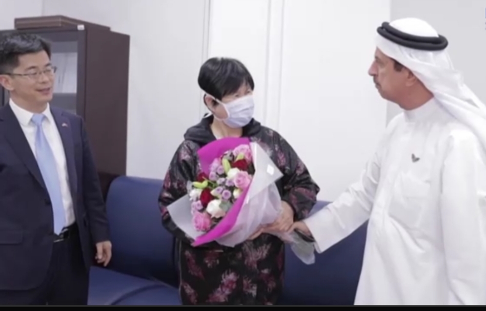 الإمارات تعلن شفاء أول حالة مصابة بفيروس كورونا