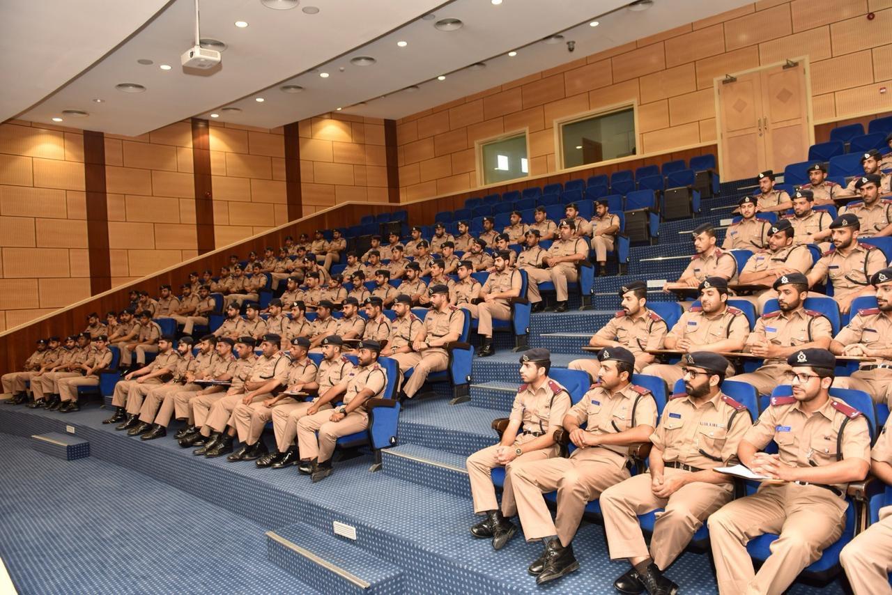Coronavirus: Royal Oman Police conduct awareness campaign