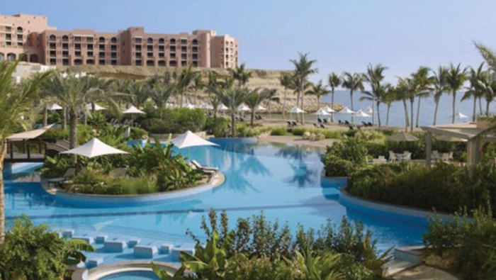 Oman's total hotel revenue declines by over 9%