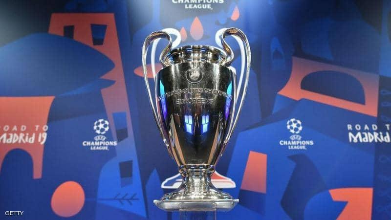 """تقارير : إيقاف دوري أبطال أوروبا شهر بسبب فيروس """"كورونا"""""""