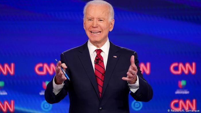 Joe Biden wins big over Bernie Sanders in coronavirus-hit primaries