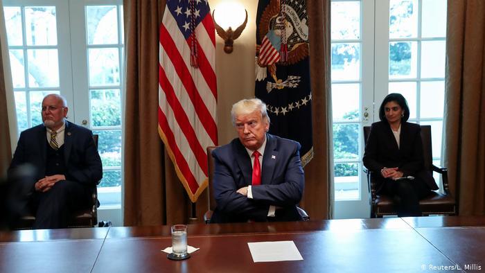 Doctor refutes Trump claim on efficacy of malaria drug to treat coronavirus