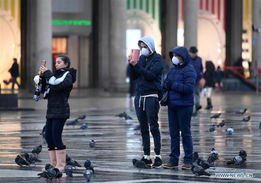 Italian doctors saw strange pneumonia cases before China's COVID-19 outbreak, report says