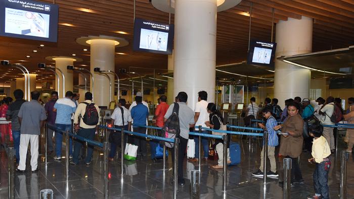 1.59 million passengers travel through Oman airports