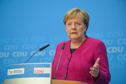 Merkel in self-quarantine after doctor she met tests positive for coronavirus