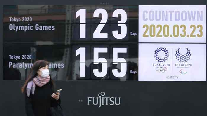 Japanese government set to accept IOC's possible decision to delay Olympics