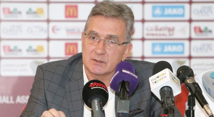 Coronavirus: Oman football coach Ivankovic takes salary cut