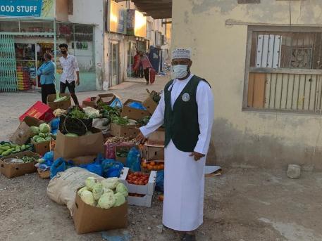 Vendors arrested in Dhofar