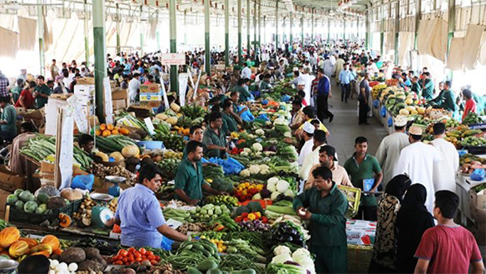 Ministry ensures availability of agricultural crops in Al Mawaleh market
