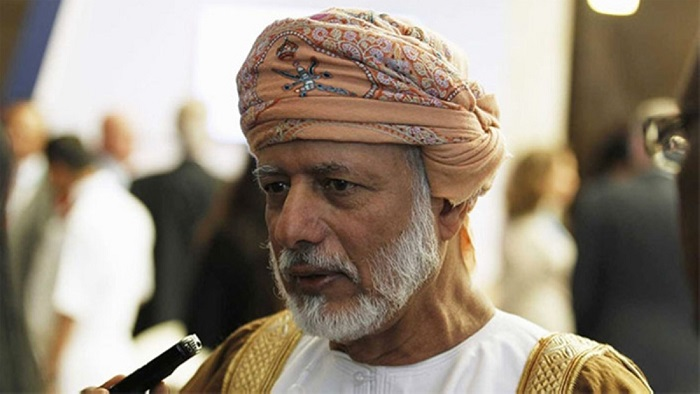 Arab states must work to restore confidence in region: Oman's foreign minister