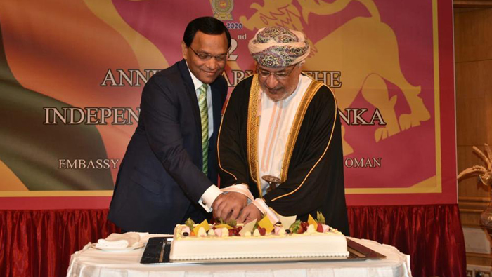 72nd anniversary of Sri Lanka's Independence celebrated in Oman
