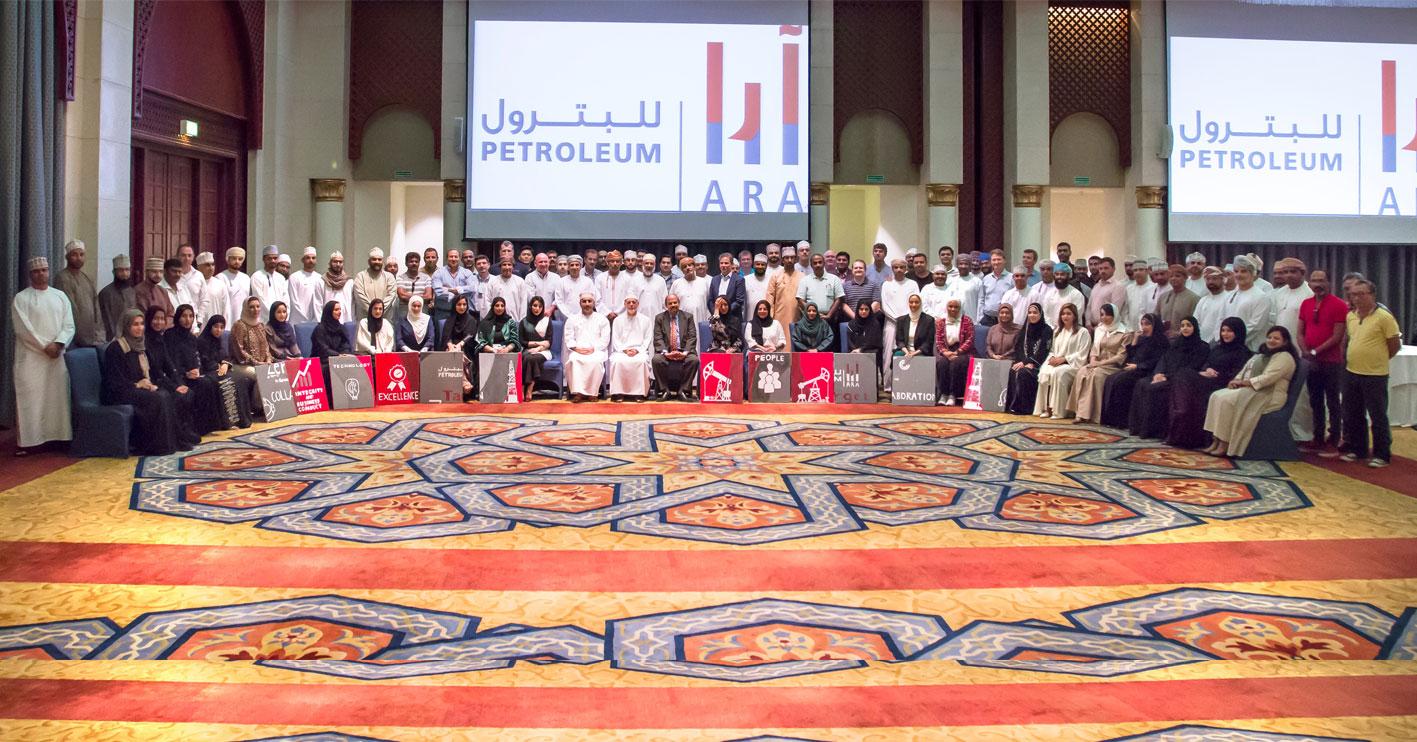 ARA Petroleum's Ara Day 2020 event focuses on HSE spirit and launching ARA Academy