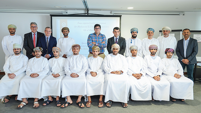 Apprenticeship programme to create opportunities for Omanis