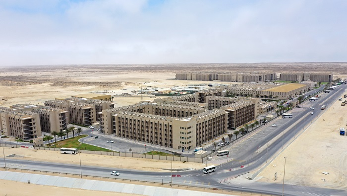 Standards for worker's accommodation set at Duqm SEZ in Oman