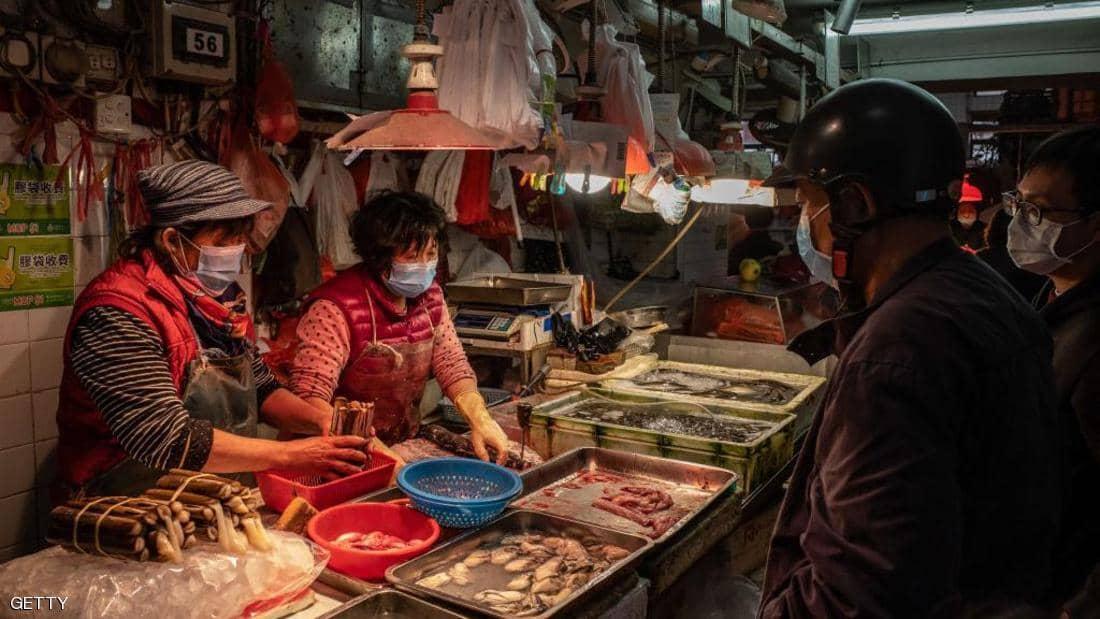 الصين تعيد فتح أكبر سوق للحيوانات الحية في ووهان.. بشروط