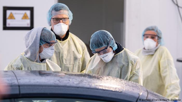 """الصحة العالمية: عدد الإصابات بـ""""كورونا"""" في أوروبا يصل لعتبة المليون"""