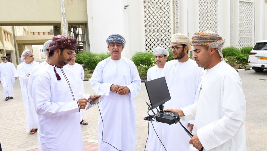 Health Minister launches drone to tackle COVID-19
