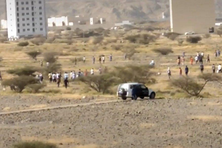 الشرطة تنفي فيديو متداول عن هروب مجموعة من العمالة الوافدة