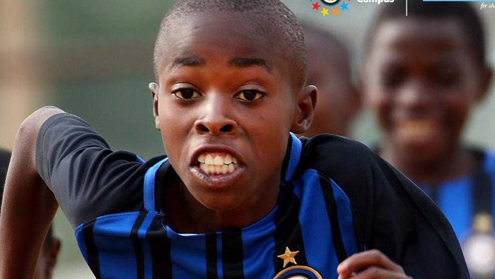 Greater access to education through football in African countries