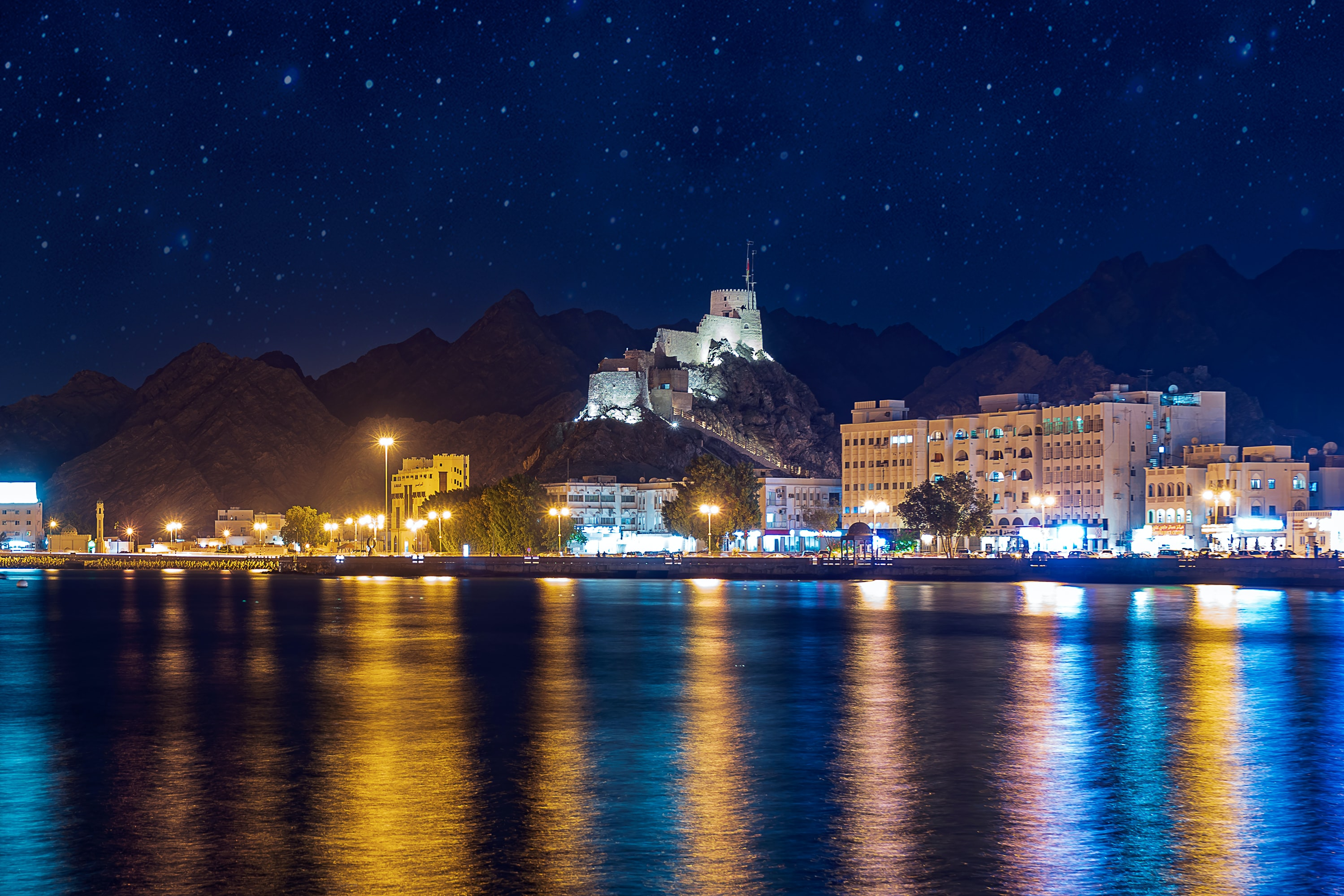 Covid-19: Lockdown extended in Muscat