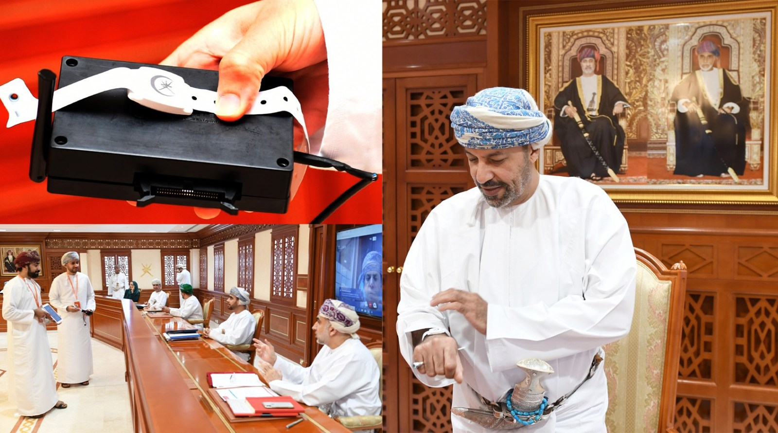 Platform to track COVID-19 cases launched in Oman