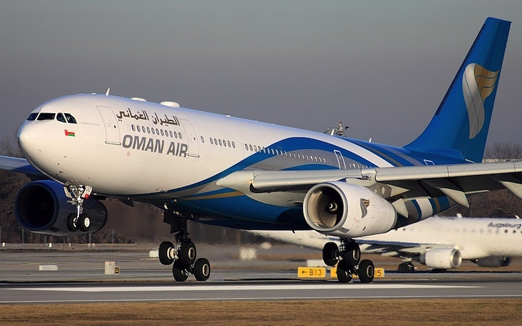 Oman Air brings citizens home from Tunisia