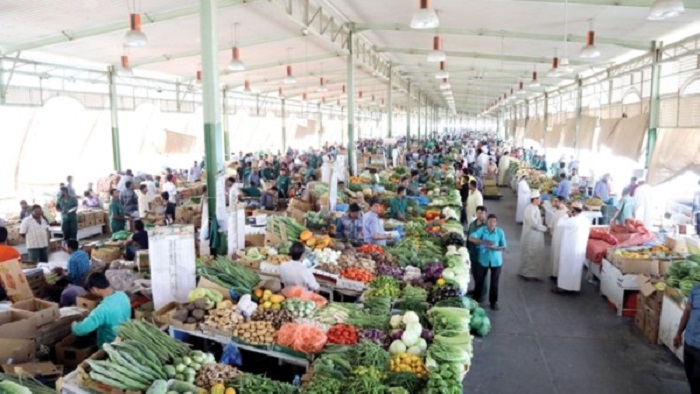 Al Mawaleh Central Market to be closed till further notice