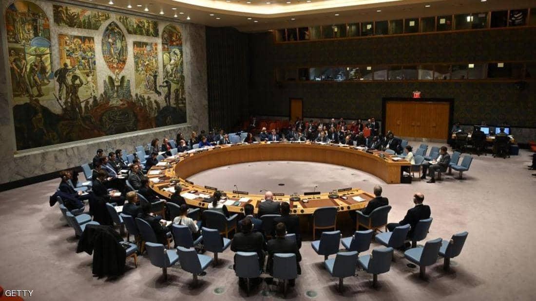 """""""الأمن الدولي"""".. نحو تبني أول مشروع قرار بشأن كورونا"""