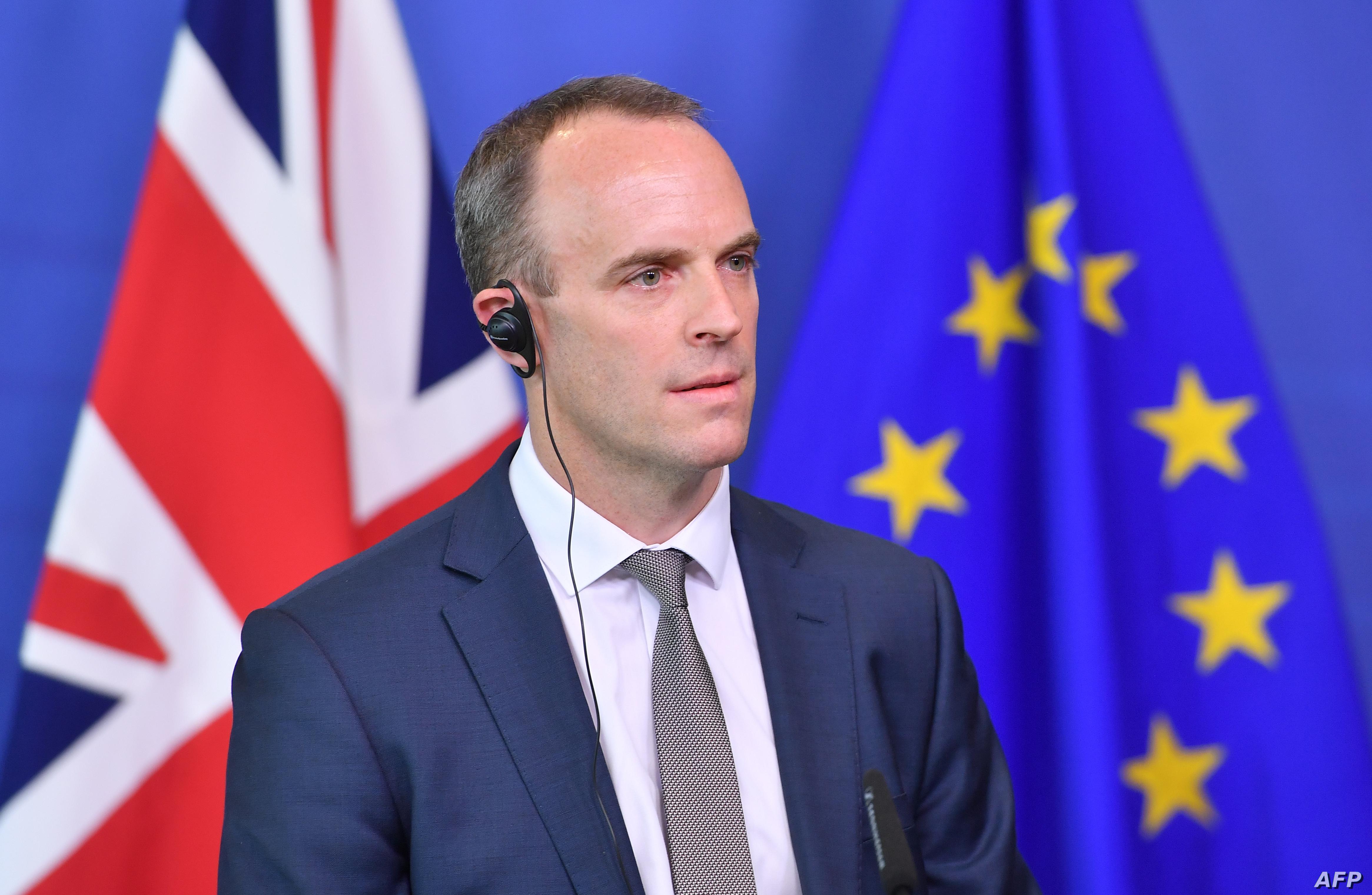 وزير الخارجية البريطاني يستبعد التوصل للقاح ضد كورونا هذا العام