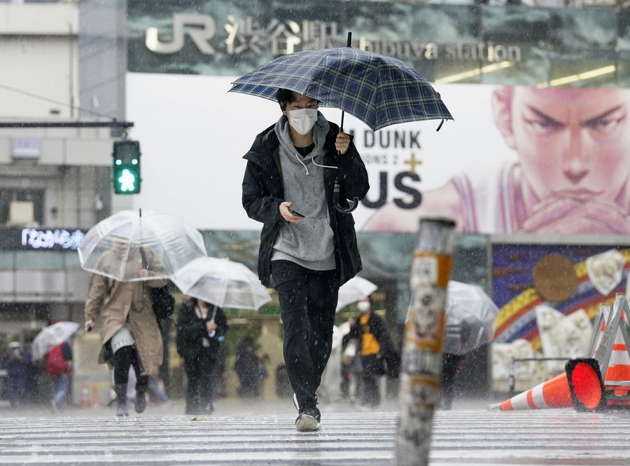 Japan's state of emergency period may be extended as COVID-19 cases increase