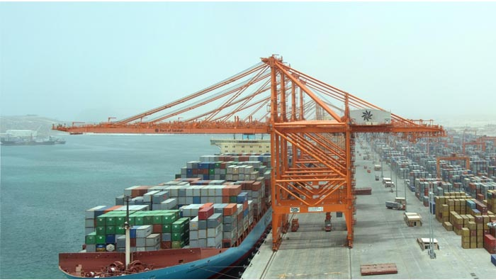 Covid-19 control steps did not impact port operations: Asyad