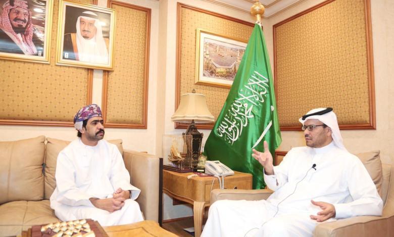 السفير السعودي: استثمارات سعودية عمانية في مشاريع توليد الطاقة الكهربائية