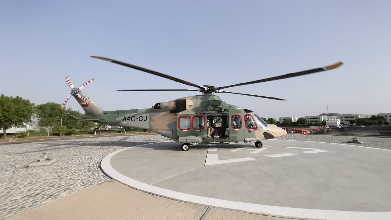 Royal Oman Police conducts two rescue operations