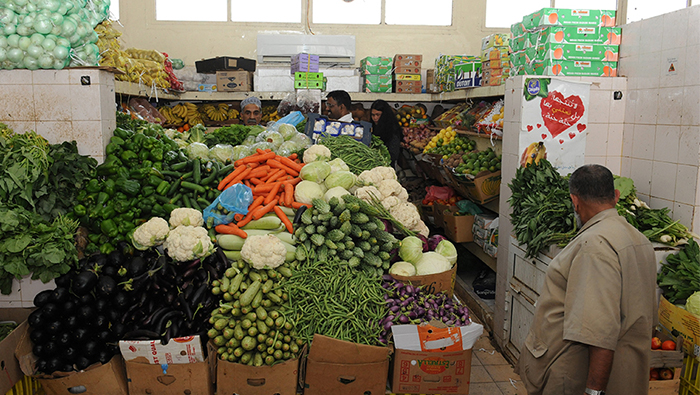 Oman's inflation falls 0.29% in March
