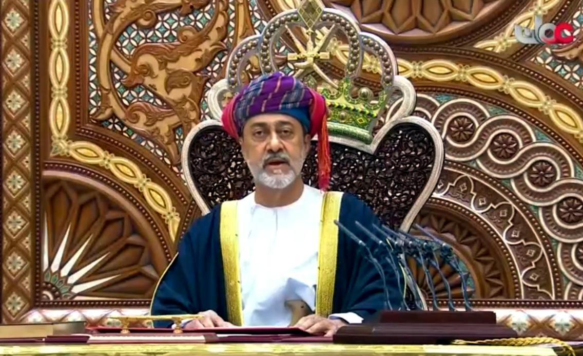His Majesty pardons 599 prisoners in Oman