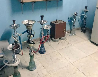 Coffee-shop closed in Oman for offering sheesha and alcohol