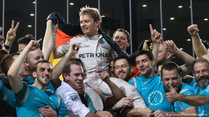 Formula 1 needs 'creative solutions' to survive coronavirus crisis: Nico Rosberg