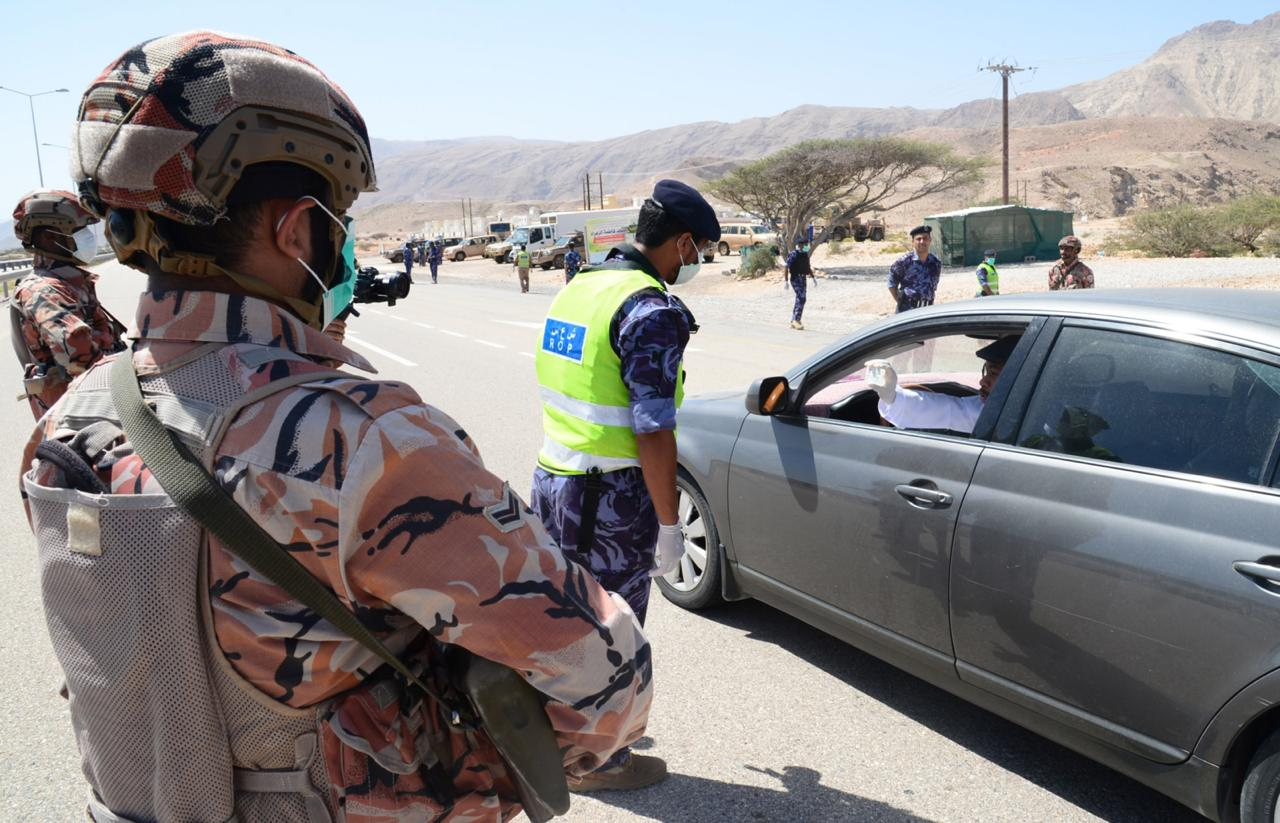 Muscat will be completely isolated from other governorates: ROP