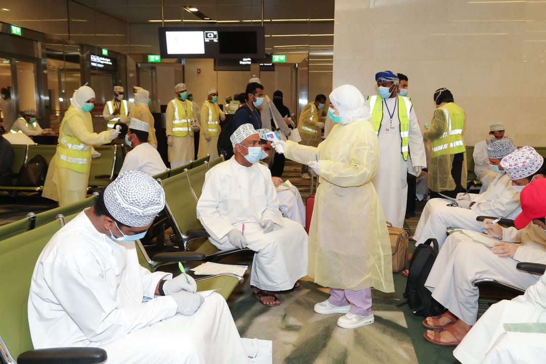 182 Omanis evacuated from Saudi Arabia