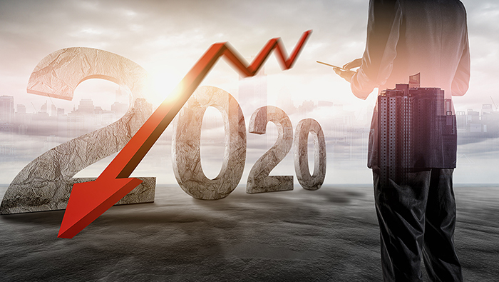 Global experts predict worldwide recession of 1.9% in 2020
