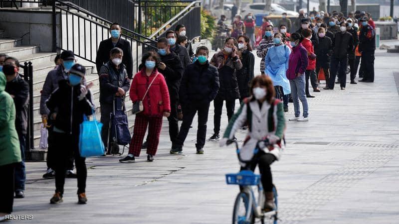 """شينخوا: الصين تعلن عدم تسجيل إصابات جديدة بـ""""كورونا"""" لأول مرة منذ بدء الجائحة"""